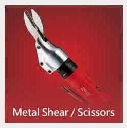 Ножиці для металу / ножиці