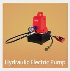 Pompe électrique hydraulique