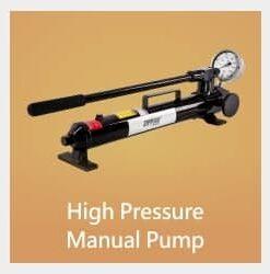 Pompe manuelle haute pression