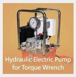 Pompe électrique hydraulique pour clé dynamométrique