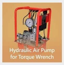 Pompe à air hydraulique pour clé dynamométrique