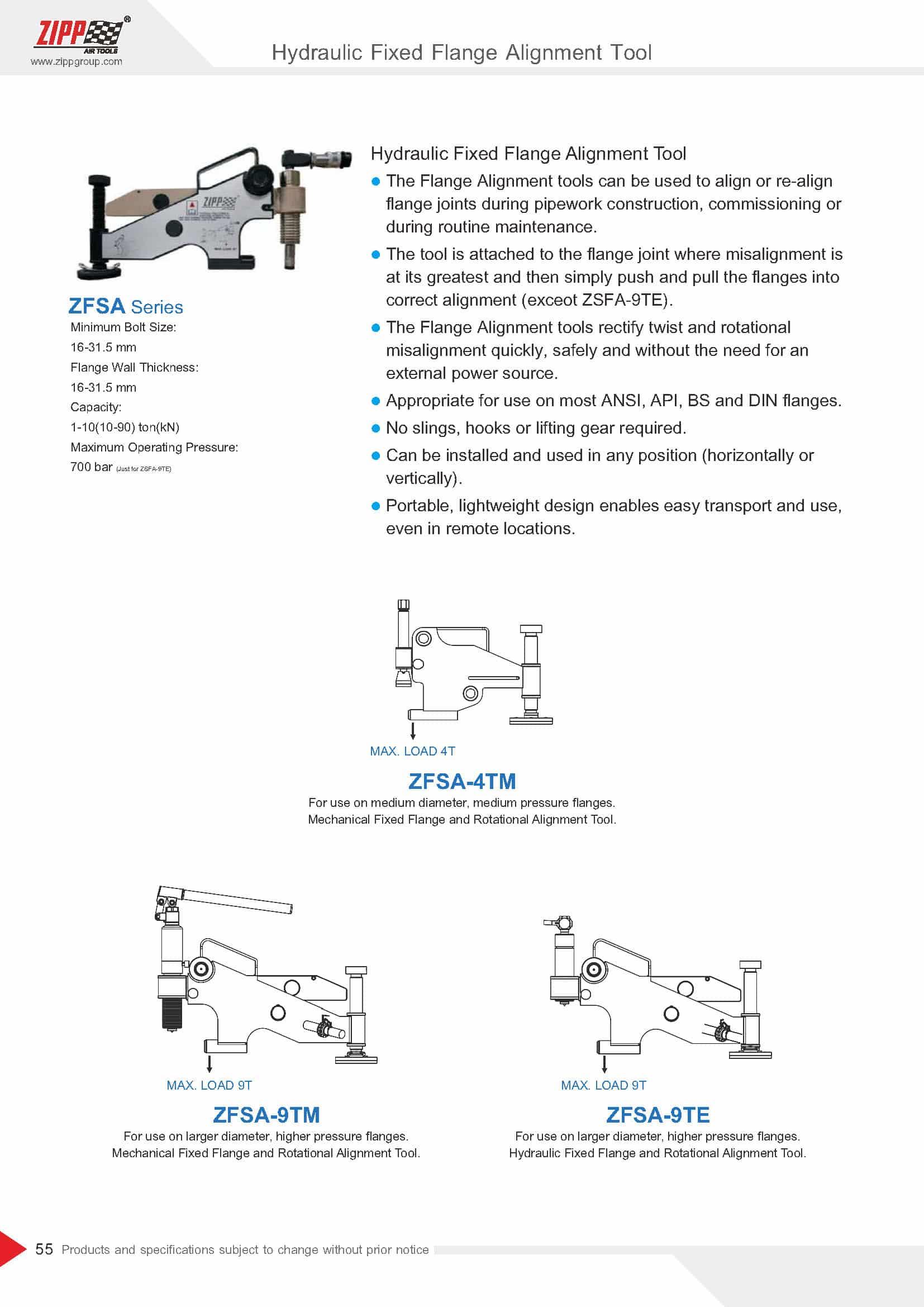 ZIPP Catálogo Geral da FERRAMENTA 頁面 060